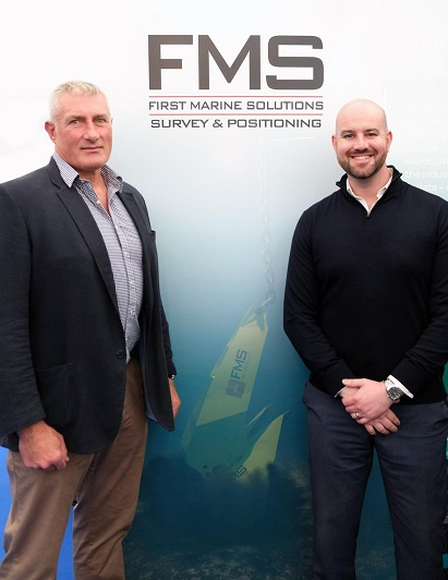 First Marine Solutions announces collaboration with EODEX