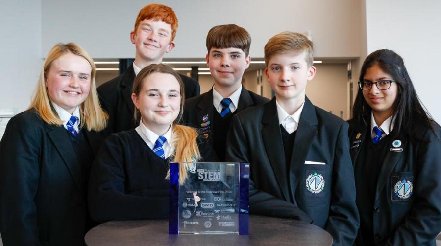 Pupils from Northgate High School conquer Subsea UK's STEM Challenge