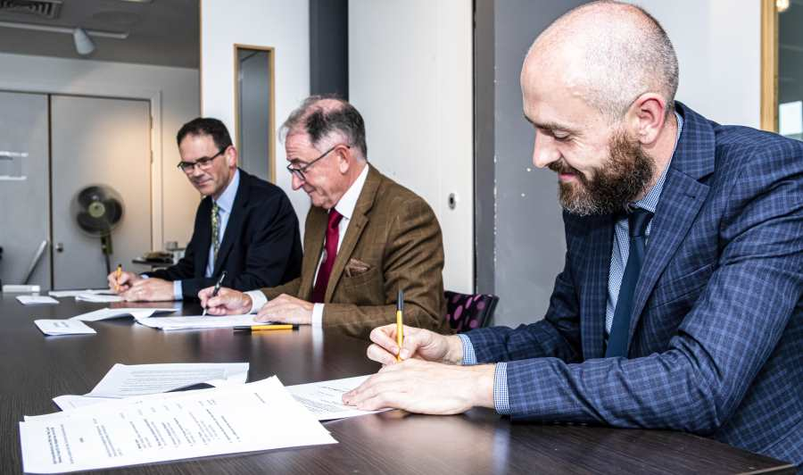 New partnership set to future proof process manufacturing in Scotland