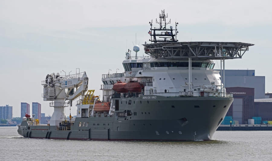 Boskalis Subsea Services secures multi-million-pound Perenco contract in UKCS