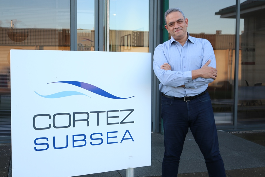 Cortez Subsea Boosts Team in Cairo