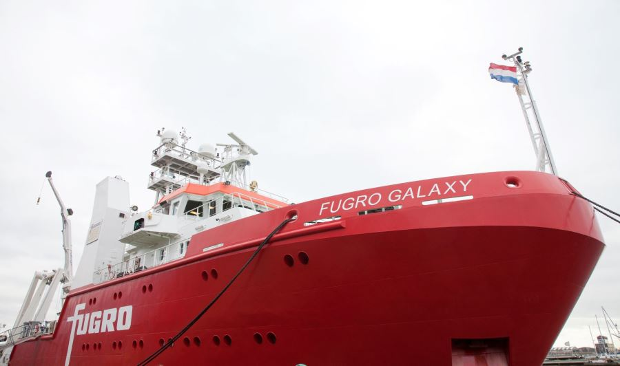 Fugro helps Xtera finalise high-speed fibre-optic cable route between Norway and UK