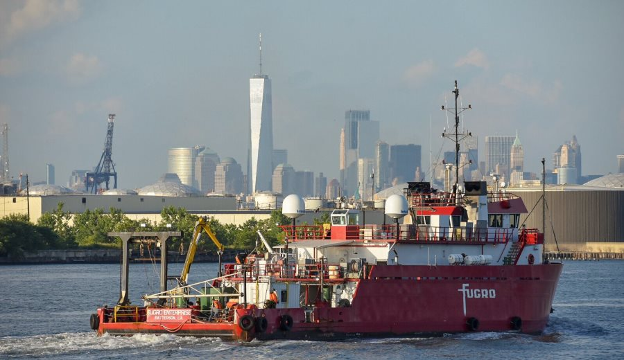 Fugro supports Ørsted's Sunrise Wind offshore wind farm in the US