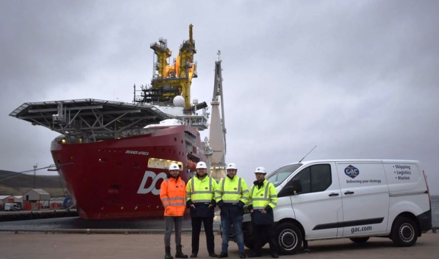 GAC UK secures 5-year frame agreement with TechnipFMC
