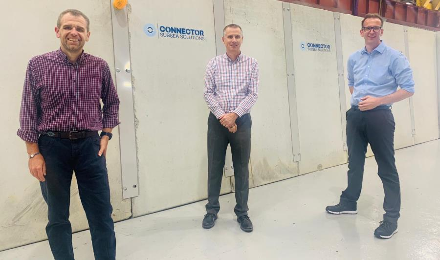 Operations & Technical Manager promotions at Connector Subsea Solutions Ltd