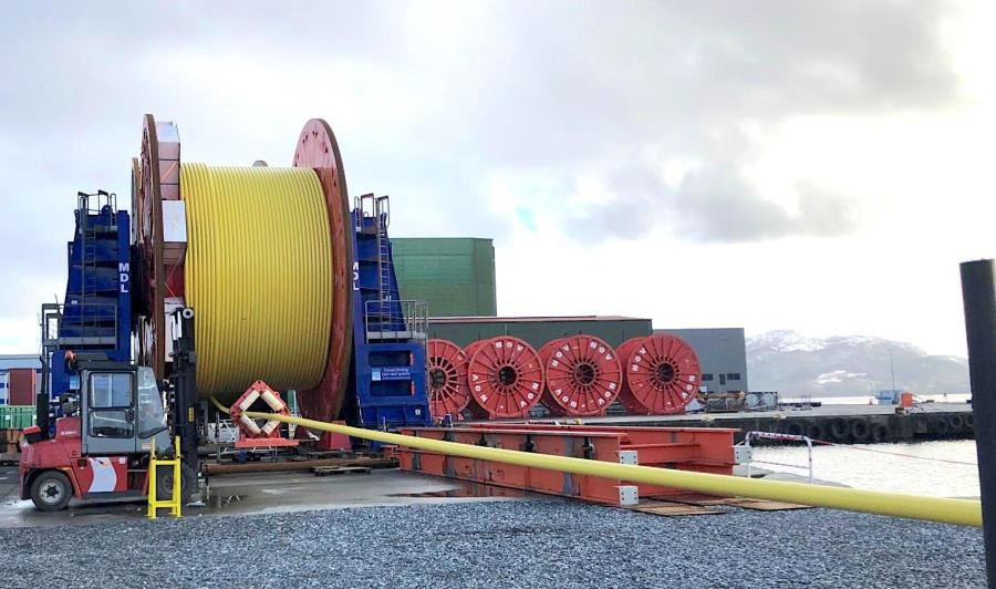 MDL completes double transpooling in Norway