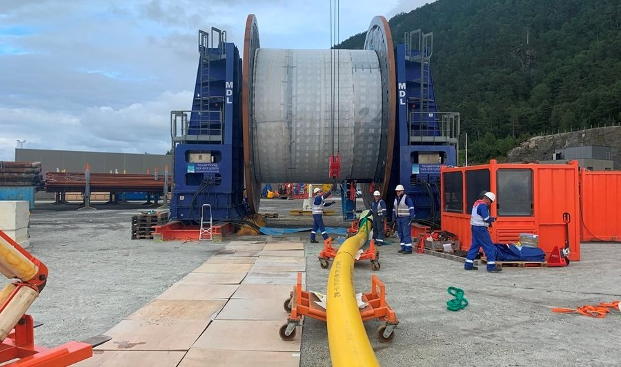 MDL delivers transpooling package to TFMC