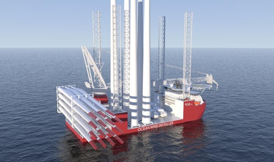 Norwegian initiative for global offshore wind