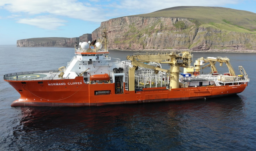 Global Offshore awarded array cable installation contract at Parkwind's Arcadis OST 1 Offshore Wind Farm