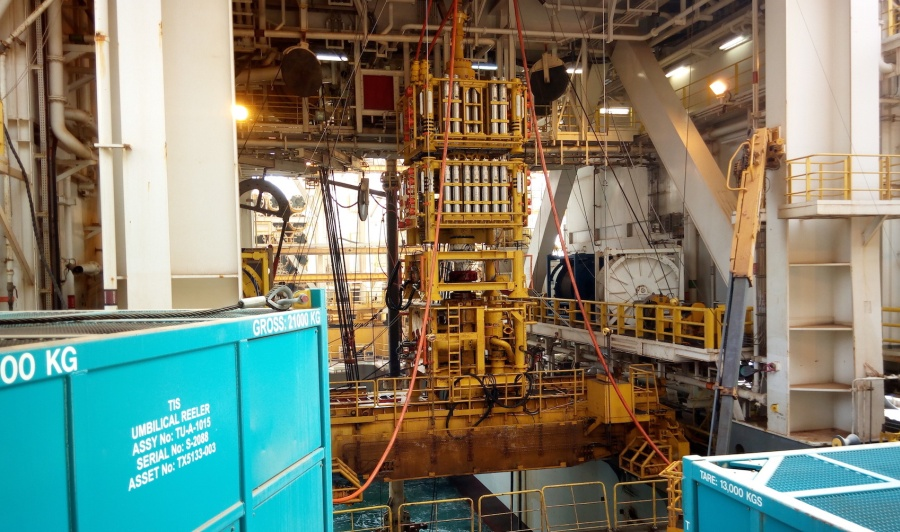 Expro completes subsea abandonment intervention riser project for Petronas operations, Mauritania