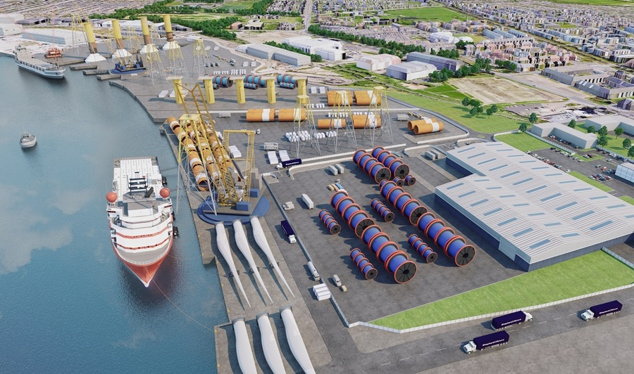 Shepherd Offshore acquires former Swan Hunter shipyard