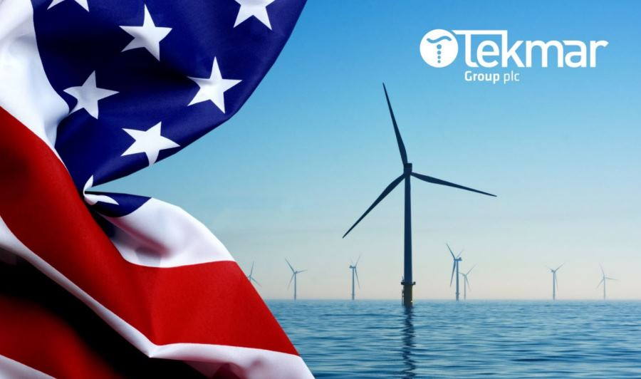 Tekmar Group strengthens presence in US offshore wind sector