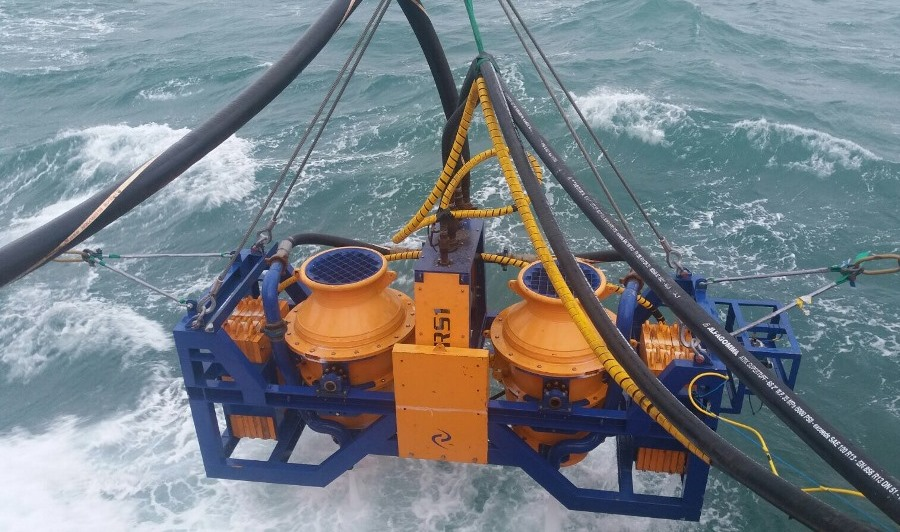 Rotech Subsea secures phase two cable trenching contract at Taiwan OWF