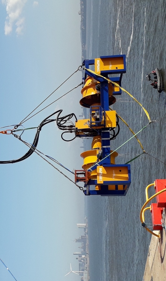 Rotech Subsea rounds off another successful year with UK port project