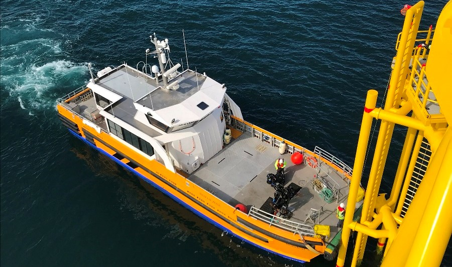 ORE Catapult and the Workboat Association to consider key areas for technology innovation