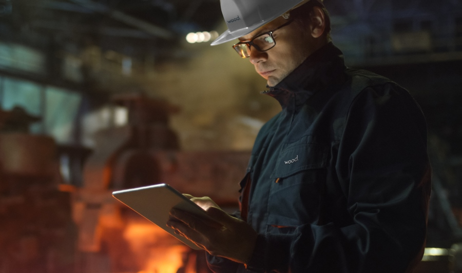 Wood enables safer, more efficient field operations through apps