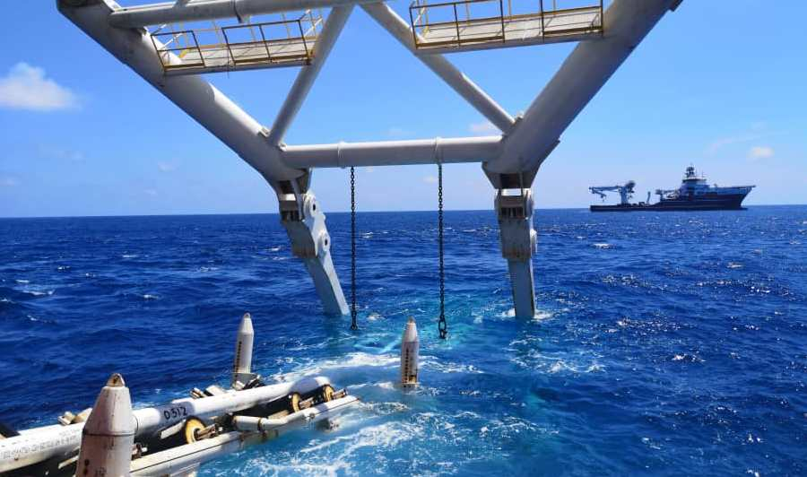 Cortez Subsea Completes Innovative Pipelay Project