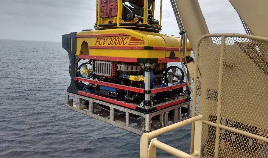 Fugro wins three long-term ROV services contracts with Petrobras in Brazil